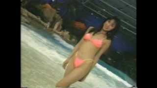 96年 水着事情 福山安奈 動画 10