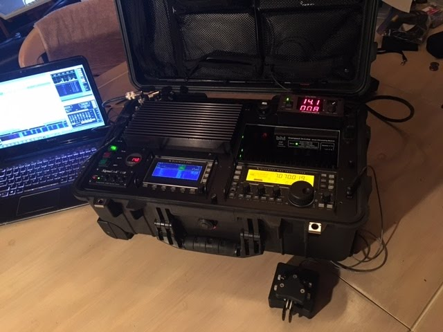 Elecraft KX3 100W Go Kit