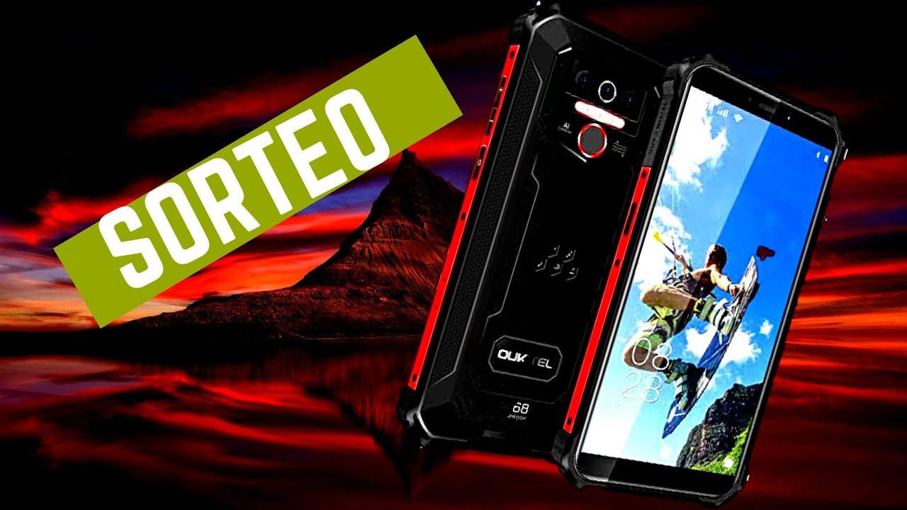 Sorteo internacional | Smartphone Oukitel
