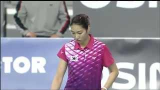 F - WS - Sung Ji Hyun vs Wang Shixian - 2013 Victor Korea Open