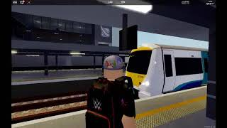ROBLOX Stepford County Railway trains at Stepford East Station #1 Part 2
