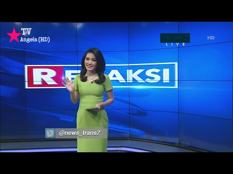 Melisa Gandasari Seksi Nya, Montok, Redaksi MalamEps.14 April 2017