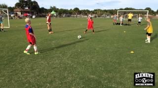Element Soccer School - 2014 - Satellite Beach, Florida