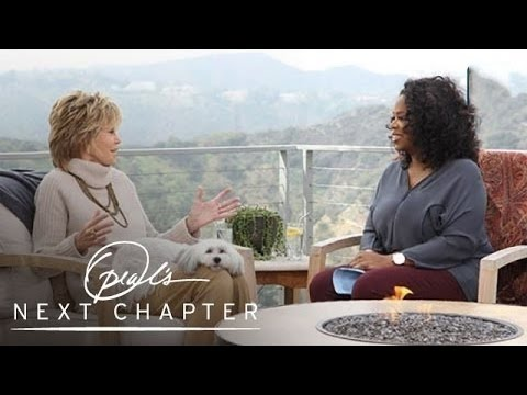 "Jane Fonda: ""I'm Not Afraid of Dying"" 