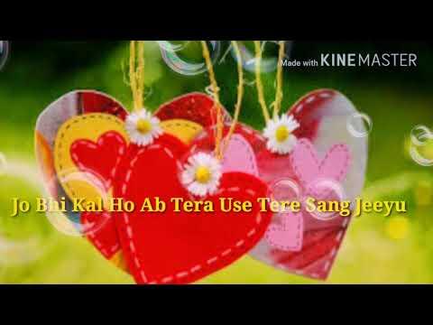 Jo Bhi Jitne Pal Jeeyu WhatsApp Status Video Song