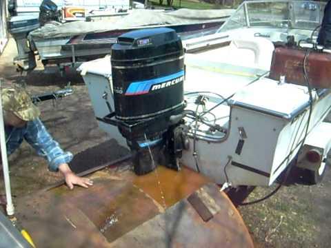 Mercury 115 hp outboard running in test tank youtube mercury 115 hp outboard running in test tank publicscrutiny Gallery