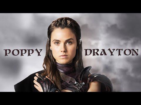 Автограф Поппи Дрейтон (Poppy Drayton)