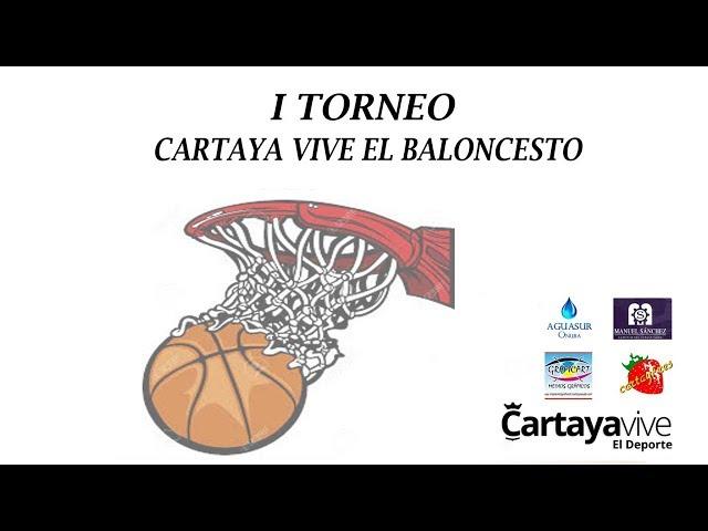I Torneo Cartaya Vive el Baloncesto