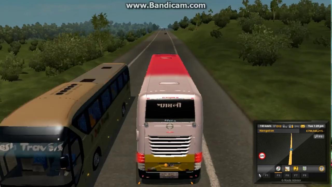 Top Five Shyamoli Bus Game / Fullservicecircus