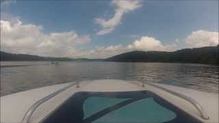 Speed Boat Pulling Tube