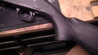 Mossberg 590 Replacement Barrel + Heat Shield!