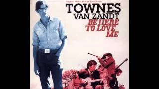 Watch Townes Van Zandt Snake Song video