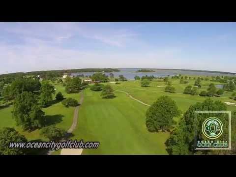 Ocean City Golf Club - Newport Bay Course 2014