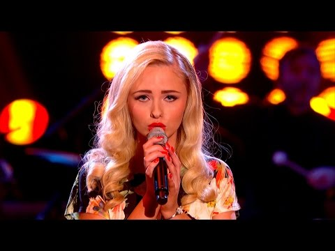 Olivia Lawson performs 'Wicked Game': Knockout Performance - The Voice UK 2015 - BBC One