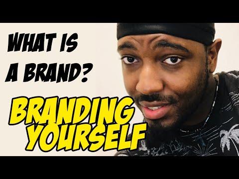 Branding yourself - new video