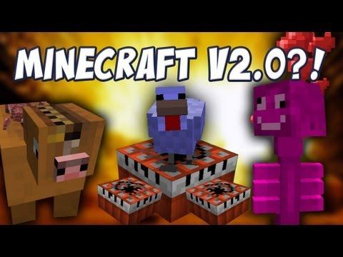 It S Finally Coming Minecraft 2 0 Parinacraft Suomen Suurin