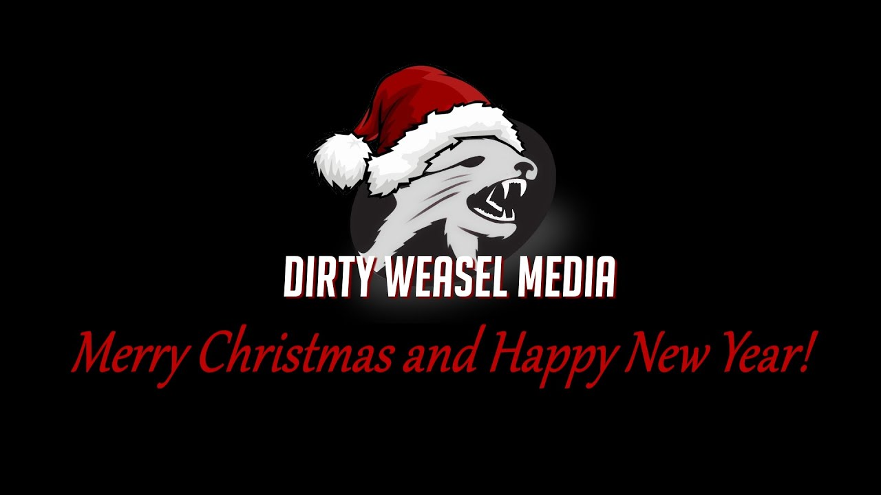 merry christmas and happy new year dirty weasel media - Dirty Merry Christmas Pictures