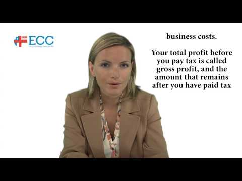 Accounting and finance vocabulary in English. Vocabulaire comptable et financier en anglais.