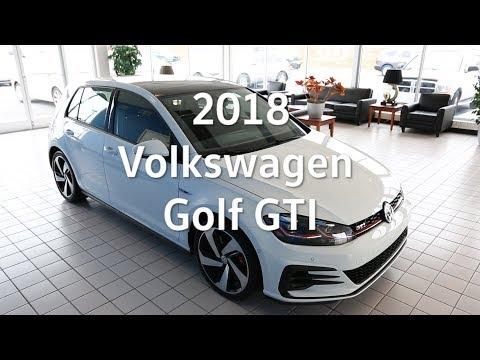 2018 Volkswagen Golf GTI Walkaround
