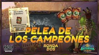 Hearthstone | NUEVO EVENTO: Pelea de los Campeones (Ronda Dos)
