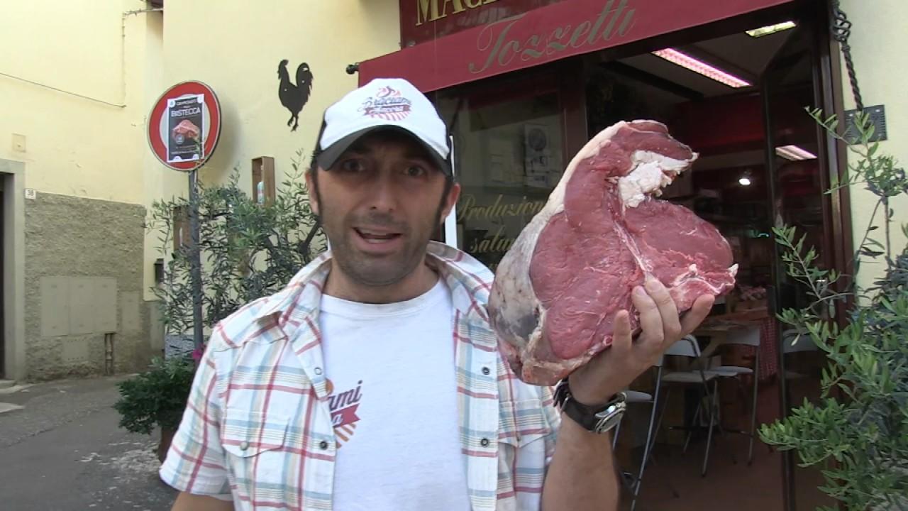 Alla ricerca della bistecca piu 39 grande del mondo youtube for La villa piu grande del mondo