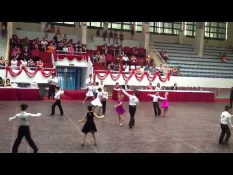 Giải khiêu vũ quốc gia mở rộng 2013 - Chung kết thiếu nhi