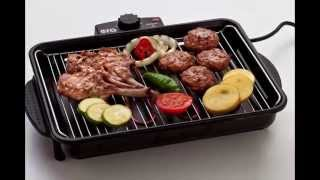 Era  SM-4 Elektrikli Barbekü -Çıkarılabilir Tepsili-Pişirme Telli  +Termostatlı