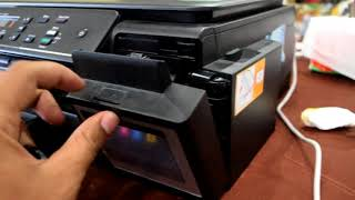 Brother DCP-T300 Review Print and Scanner Multifunction | Open Cover Paper Jams