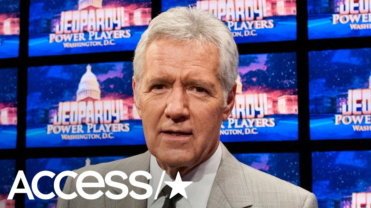 Alex Trebek Is Done with Chemotherapy and Back at Work on Jeopardy!: 'I'm on the Mend'