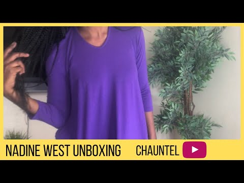 WINTER NADINE WEST UNBOXING & TRY ON HAUL February 2020 from YouTube · Duration:  4 minutes 8 seconds
