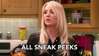 """The Big Bang Theory 12x19 All Sneak Peeks """"The Inspiration Deprivation"""" (HD)"""