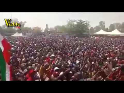 Kaduna 2019 :  PDP Gubernatorial Campaign Rally