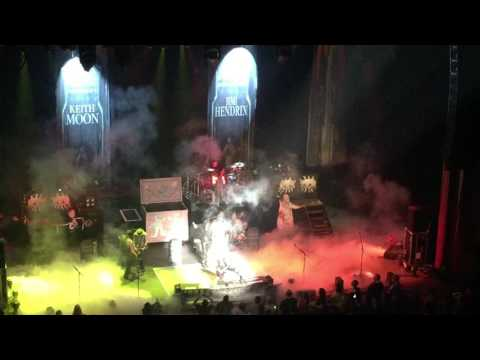 Alice Cooper, Fire (Jimi Hendrix), Dr. Phillips Performing Arts Center, Orlando