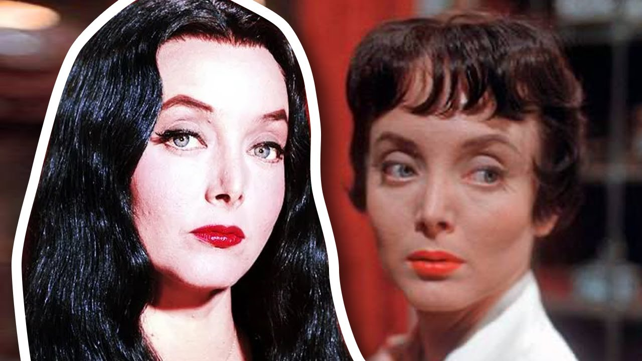 The Tragic Life & Death of Carolyn Jones (Morticia from The Addams Family)