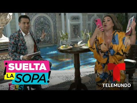 Chiquis Rivera responde si volvió con Lorenzo Méndez | Suelta La Sopa