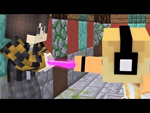 Minecraft Song Hacker 6 ONE HOUR- Psycho Girl VS Hacker! Minecraft Animations and Music Video Series
