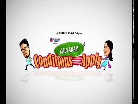 Kalyanam - Conditions Apply | Web Series Teaser | Mirchi Senthil & Sreeja