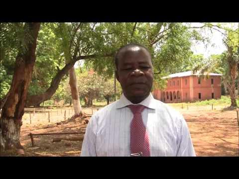 Intervista a John Gbono, medico e Ministro della Salute del Western Equatoria State (Sud Sudan)