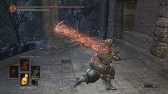 Dark Souls 3 - Ashes of Ariandel DLC - Sir Vilhelm Fight (Onyx Blade & Contraption Key)