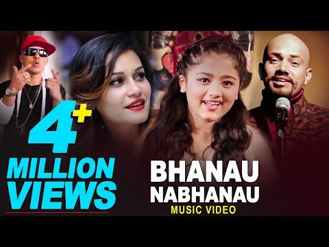 Bhanau Nabhanau by Ajay Adhikari Sushil | New Lok Pop Song Ft. Nirnaya NSK & Samikshya | Resh, Reema