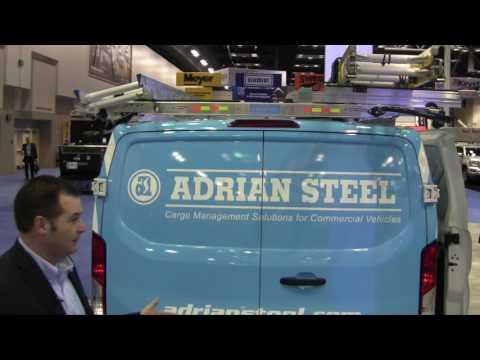 Adrian Steel New Cargo Management Features Explained