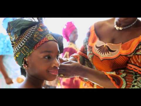 Happy Kwanzaa Song FANOKO SINGERS Official Music Video