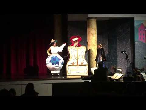 Beauty and the Beast at Mount Tamalpais School