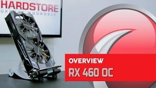 SAPPHIRE - Placa de vídeo Radeon RX 460 OC