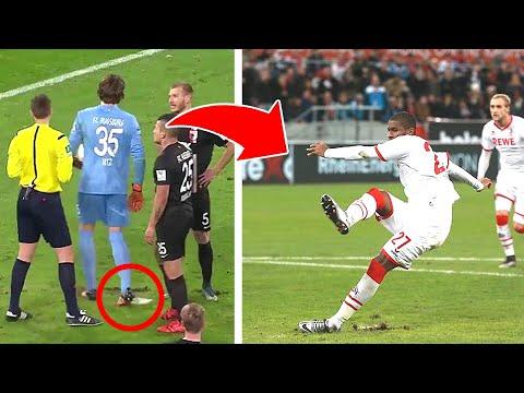 8 Fußballer, Die Vor Laufender Kamera Betrogen Haben