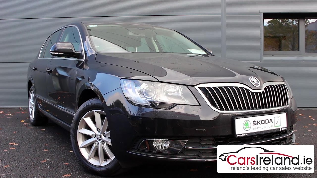 Skoda Superb 2008 2015 Review Carsireland Ie Youtube