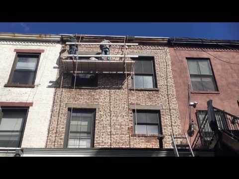 Brick Repointing Harlem Manhattan New York (innovation Construction NY Inc)