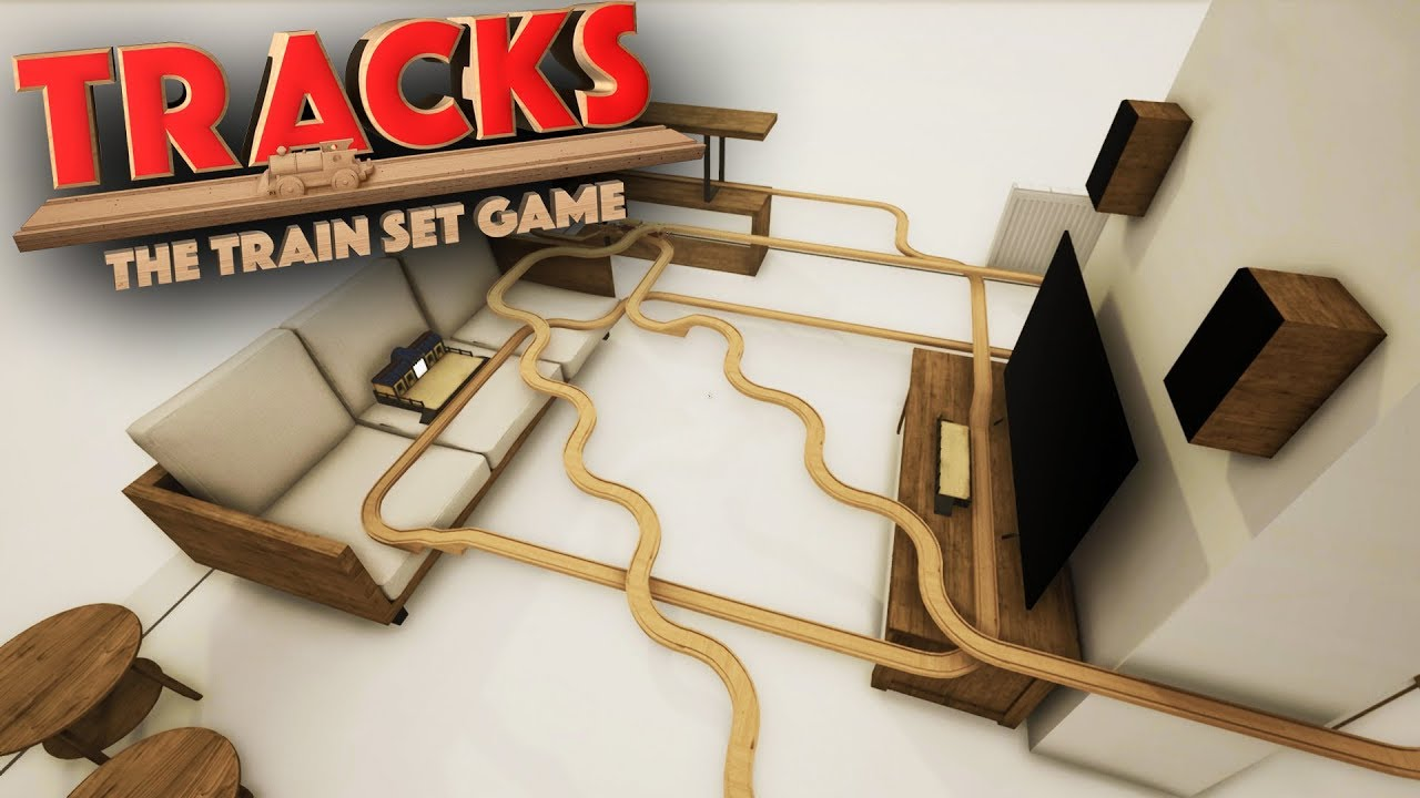 BUILDING A WOODEN TOY TRAIN TRACK!! TOY PASSENGERS