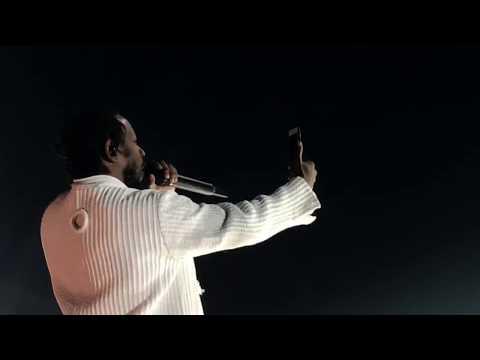 Kendrick Lamar - GOD. (LIVE 2018)