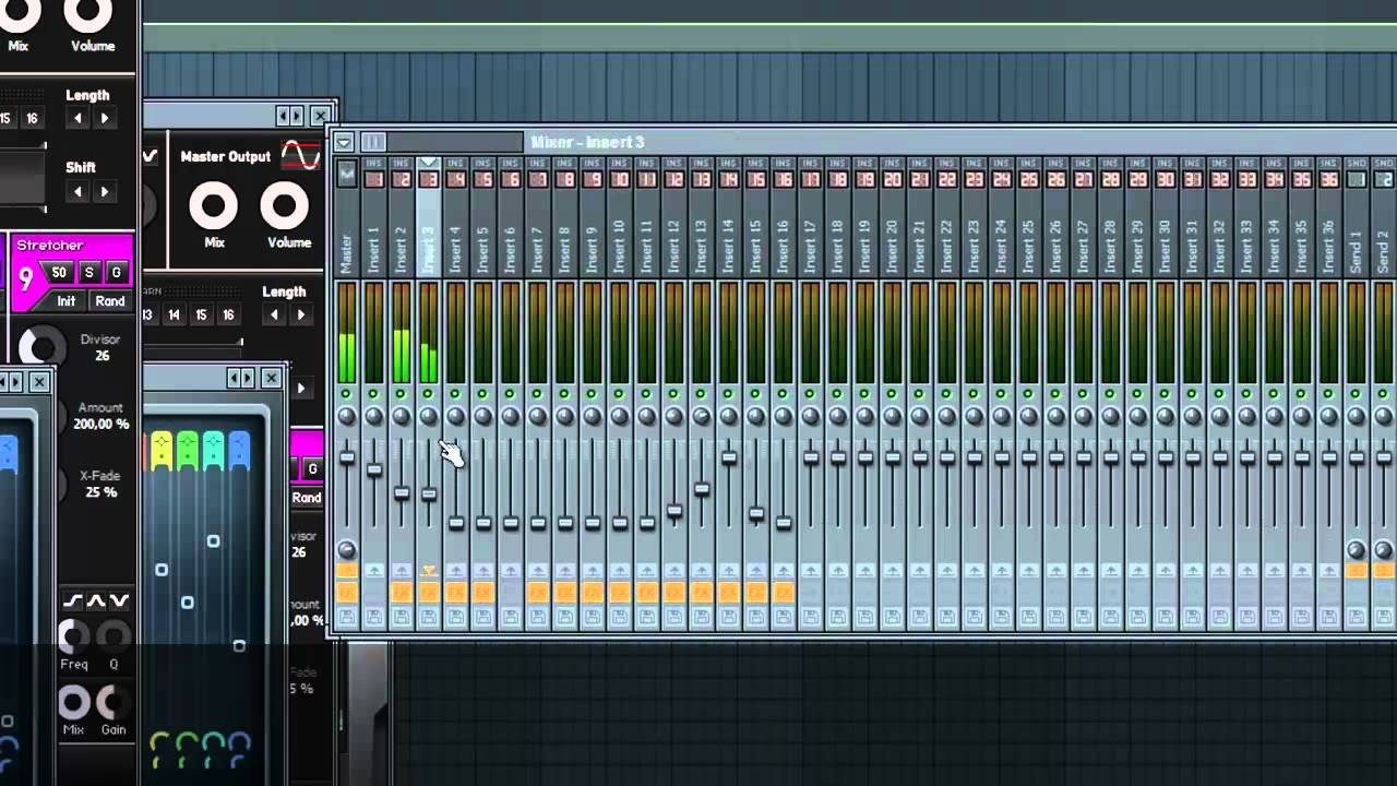 FL Studio 9 - No sound when channel is selected issue